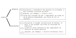 Direito Processual e Material